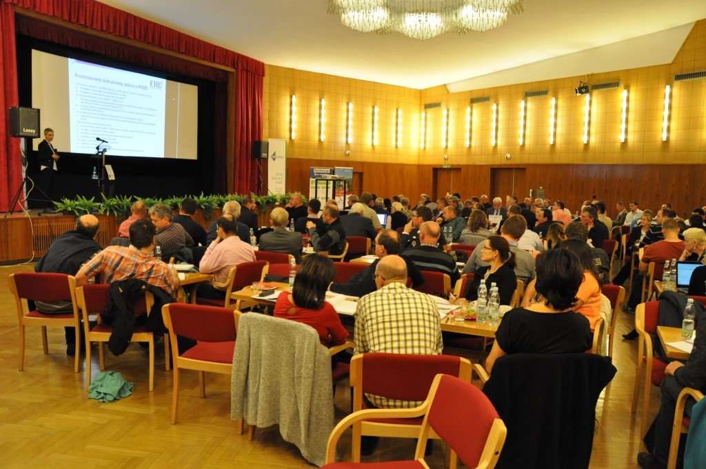 Czech Republic: National biogas conference 'Development and
