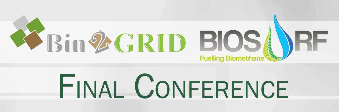 BIOSURF - BIN2GRID Final Conference - 24 November 2017