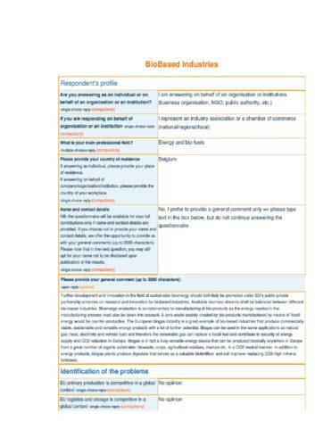 Circular economy and waste legislation | European Biogas