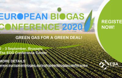 European Biogas Conference 2020