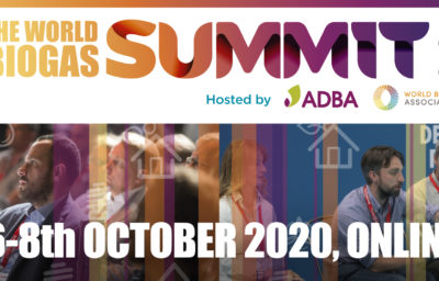 The World Biogas Summit & Expo 2020