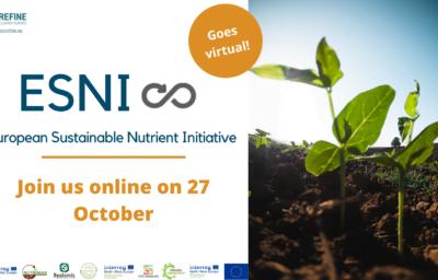 ESNI 2020 – European Sustainable Nutrient Initiative