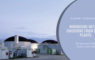 Minimising Methane Emissions from Biogas Plants