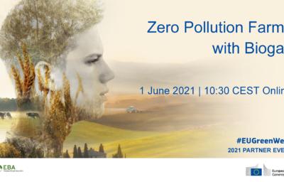 Zero Pollution Farms with Biogas – EU Green Week Partner Event