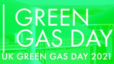 UK Green Gas Day 2021